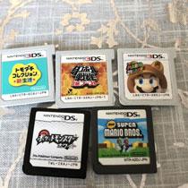 3DS ソフト 5本セット ケースなし PM 1000円